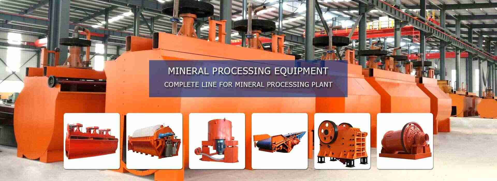 选矿设备海报