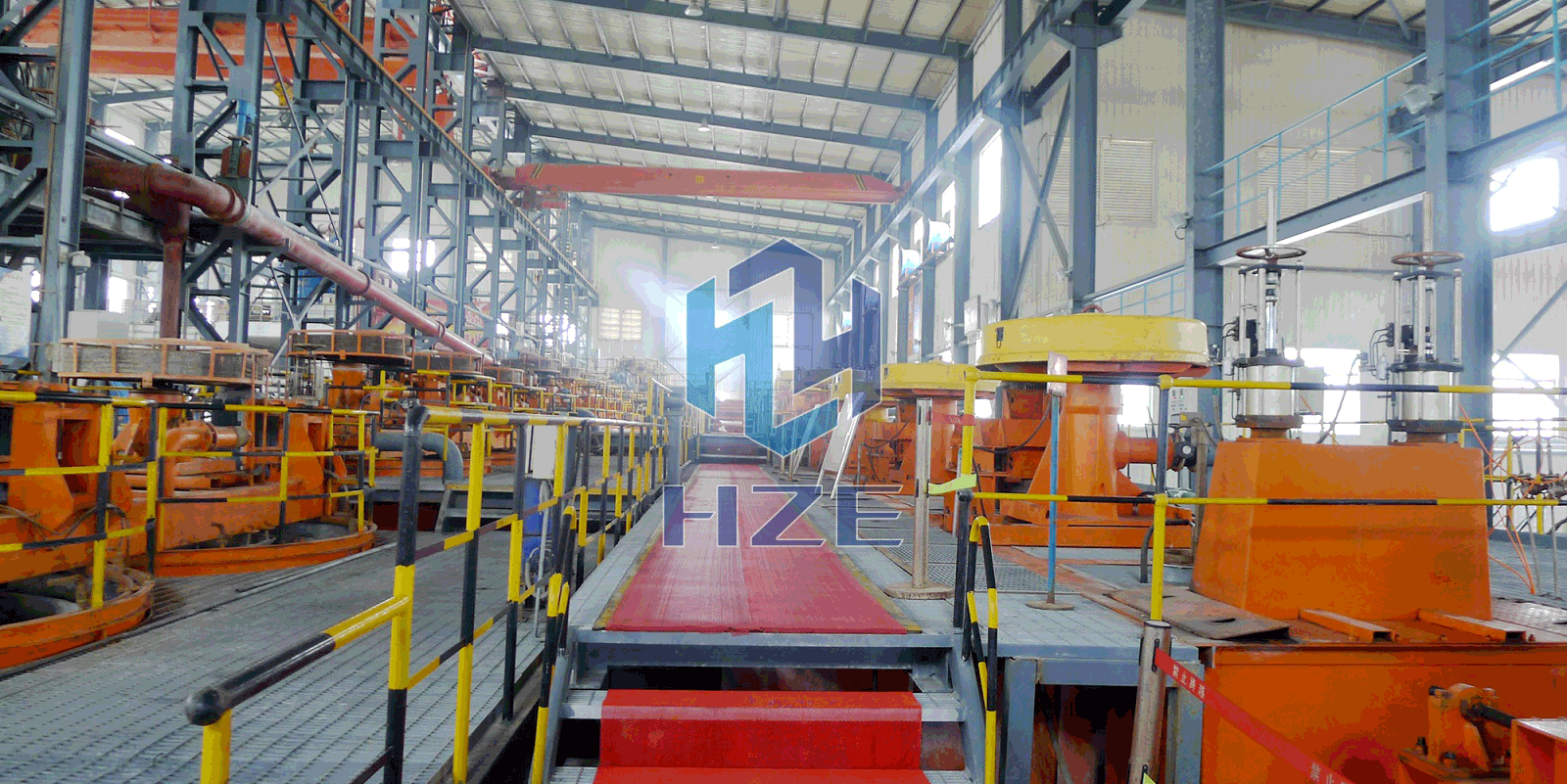 Technical Transformation of Existing Mineral Processing Plant