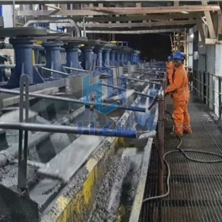 Graphite Beneficiation and Processing Plant