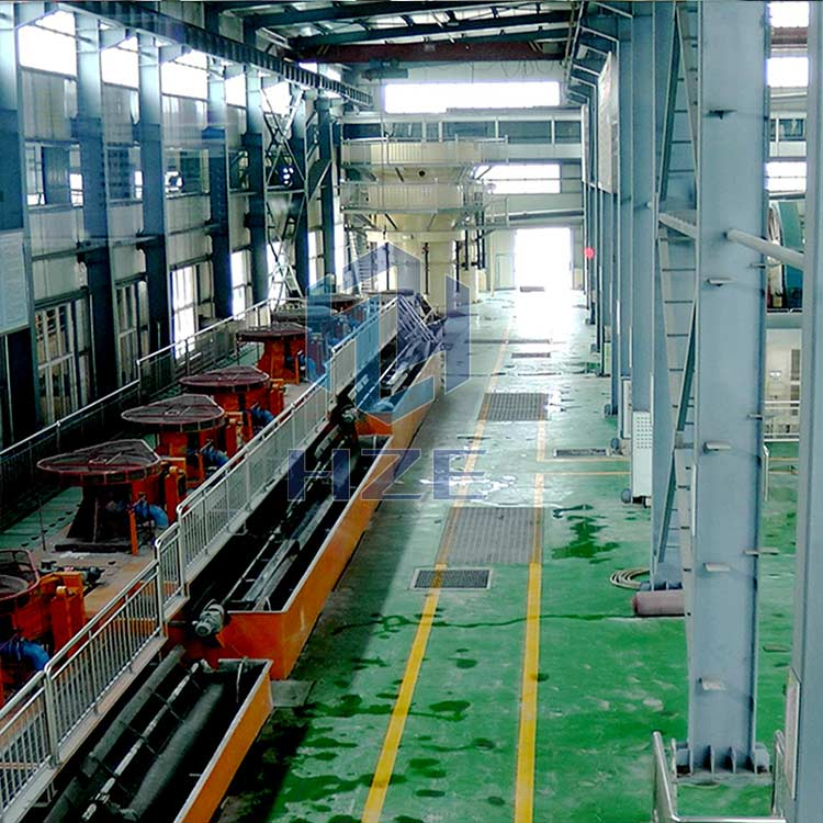 Feldspar Beneficiation and Processing Plant