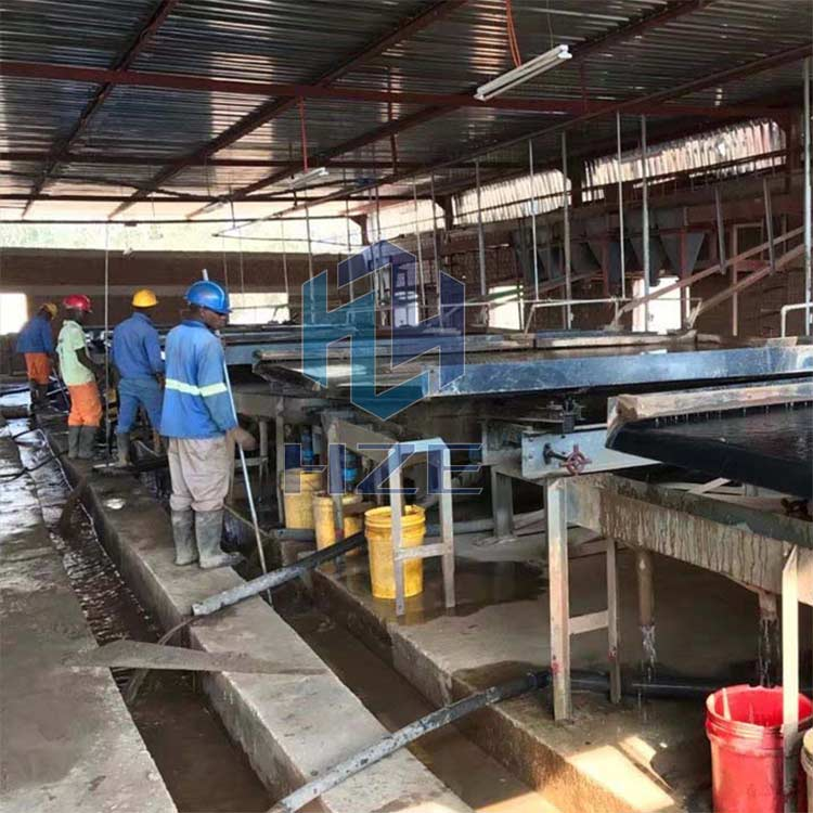 Tin Beneficiation and Processing Plant