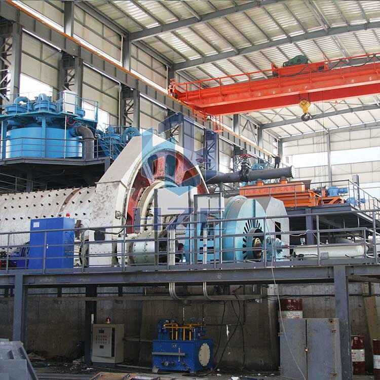 Manganese Beneficiation and Processing Plant
