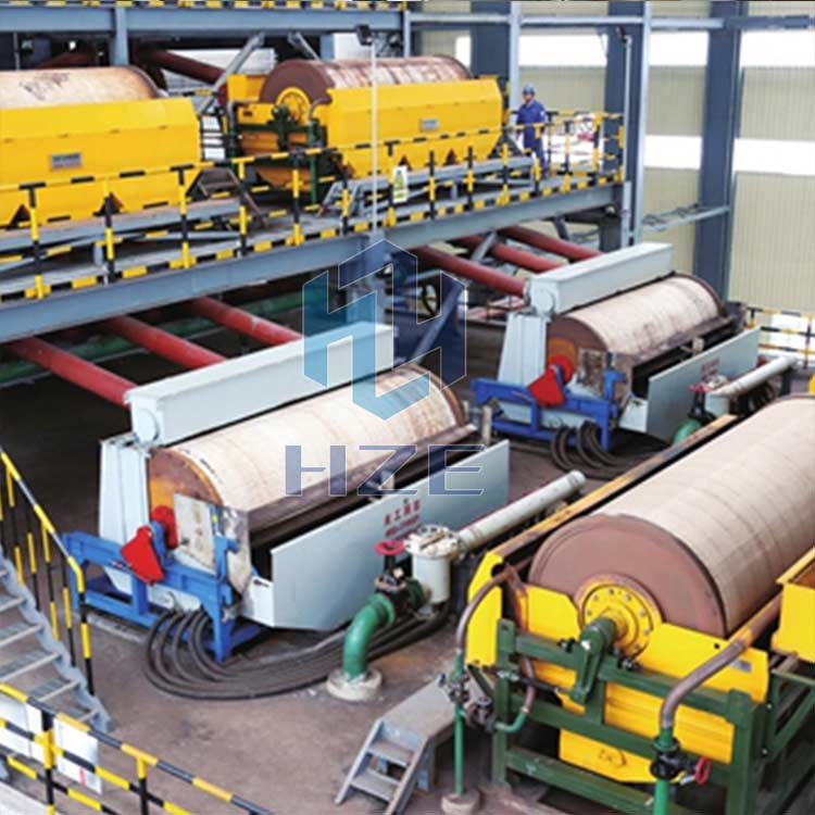 Magnetite Beneficiation and Processing Plant