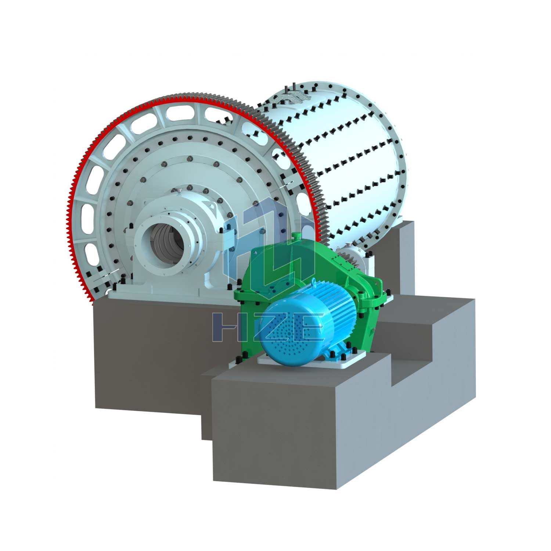 Overflow Ball Mill