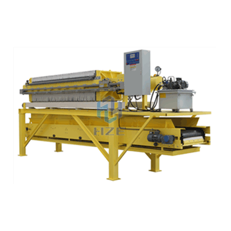 Automatic Chamber Filter Press