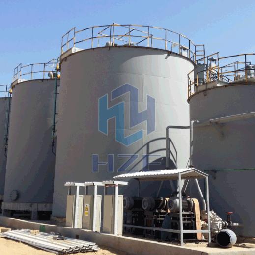 Cyanide Leaching Agitation Tank for Gold CIL Plant